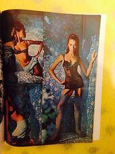 VOGUE magazine 1965  Bazaar Veruschka ! SEVENTEEN GLAMOUR Mademoiselle Mod W Ads