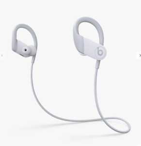 Powerbeats Wireless Bluetooth In-Ear Sport Headphones with Mic/Remote, WHITE