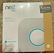 Nest Pro Smoke & CO Alarm