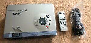 Sanyo PLC-XU48 PROxtraX XGA Portable Projector 2000 lumens