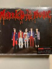 Married to the Music by Shinee (CD, Aug-2015)