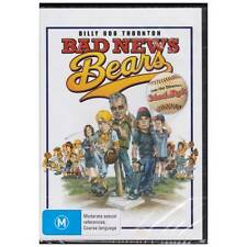 DVD BAD NEWS BEARS Thornton Kinnear Harden 2005 Comedy Special Features R4 [BNS]