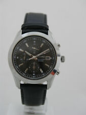 Seiko men watch chronograph classic casual SNDA87