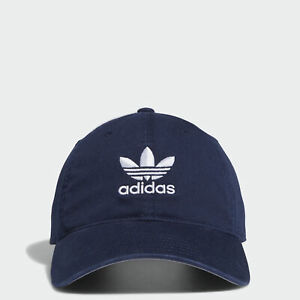 adidas Relaxed Strap-Back Hat Men's Hats