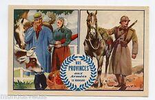 WW2. NOS PROVINCES aux Armées . Le NORMAND . Guerre . War .