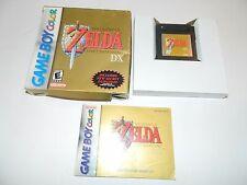 The Legend of Zelda: Link's Awakening DX Game Boy Color GBC COMPLETE