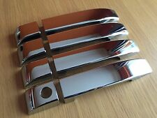 CHROME DOOR HANDLE COVERS FITS VOGUE SE L322 RANGE ROVER 2002-12 8 PC SET