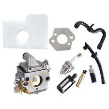 Vergaser Für Stihl Motorsäge MS170 018 MS180 Ersatzvergaser Filterset Luftfilter