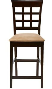 """Coaster Home Furnishings- Counter Height Stool, 25"""" seat height, 2 chairs incl."""