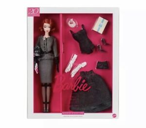 2020 THE BEST LOOK Silkstone Barbie Doll & Gift Set BFMC NRFB Signature