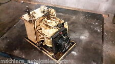 Yuken Hydraulic Pump Motor Tank _PM16-01B-2.2-2029_PM1601B2.22029_PM1601B-2.2-20