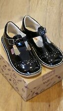 """New L'amour black patent leather """"Ruthie"""" mary jane shoes F-410,size 13,NIB"""