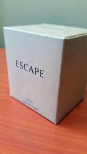CALVIN KLEIN Escape for woman pure perfume parfum extract extrait 7 ml .25oz neu