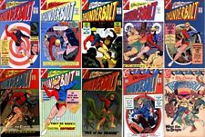 1966 - 1967 Thunderbolt Digital Comic Book Package - 10 eBooks on CD