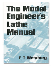 Brand New The Model Engineers Lathe Manual Book