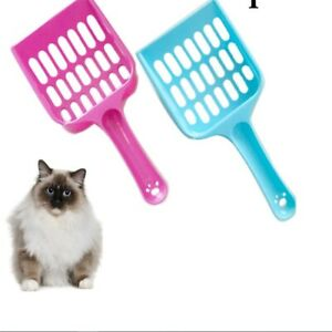 Cat Litter Scoop Pooper Scoopers Pets Litter Sand Shovel Pet Artifact Cleaning