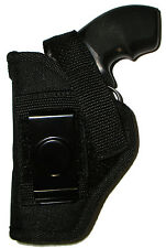USA 38 Special S&W Airweight OSW Hip Belt Holster Smith & Wesson Air Lite Clip