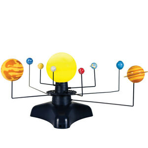 3D Solar System Motorized Planets Model Educational Insights Learning Resources