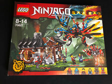 LEGO ® 70627 Ninjago ® Dragon forge DRAGON/'S FORGE Nouveau//Neuf dans sa boîte