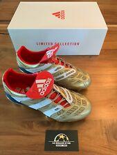 Adidas PREDATOR ACCELERATOR ZIDANE Limited Edition soccer FG cleats F37076 7.5
