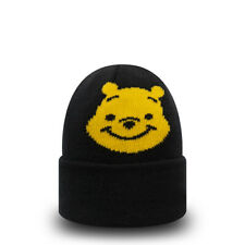 New Era Baby Infant Kids Disney Winnie the Pooh Navy Beanie Hat