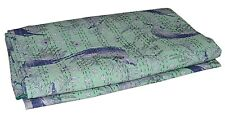 Ethnic Indian Kantha Quilt Tropical Bedspread Queen Ralli Vintage Throw Bedding