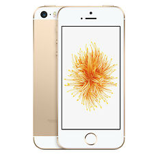 Used iPhoneSE A1723 (MLXM2J / A) 16GB Gold Unlocked JAPAN F/S