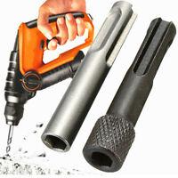 2Pcs Hex Shank-Screwdriver Holder Drill Bit Adaptor Hammer Drill Tool Drive JE