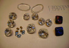 SWAROVSKI ® - 23 Pz  Lotto  Assortito come in descrizione Original Vintage