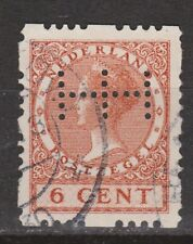 R41 Roltanding 41 used PERFIN HH NVPH Nederland Netherlands syncopated