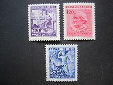Deutsches Reich -Böhmen & Mähren MiNr. 128-130 postfrisch** (BM 128-30)