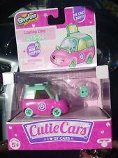 Shopkins. Series 3.  Cutie Cars w/ Mini Shopkin QT3-09 Laptop Limo.