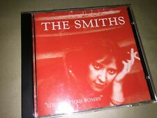 The Smiths:Louder Than Bombs: CD Album: VGC: OD1