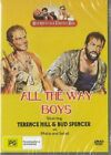 All the Way Boys - Terence Hill Brand New Region 2 Compatible DVD (UK seller!!!)