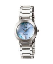 Casio LTP1191A-2A Women's Standard Stainless Steel Blue MOP Dial Analog Watch