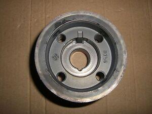 Riemenscheibe Kurbelwelle Pulley Crankshaft Fiat Barchetta 96 kw 46404800