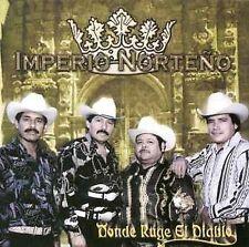 NEW - Donde Ruge El Diablo by Imperio Norteno