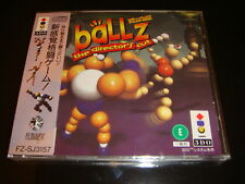 NEW Ballz The Director's Cut Panasonic 3DO Japan