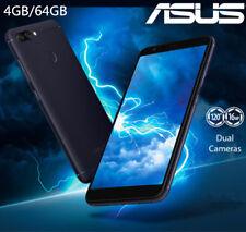 64Go ROM MTK6750T Octa-Core Débloqué Téléphone ASUS Zenfone Pegasus 4S TOUCH ID