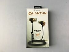 Quantum Earbuds w/ volume control and mic