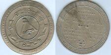 Médaille de table - Ouverture théâtre démocratique transportés Belle-Ile-en-Mer