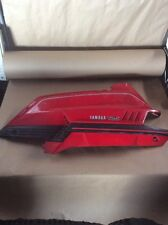 88 89 YAMAHA XC 125 SCOOTER LEFT SIDE PANEL COVER OEM 50W-21731-10-AJ