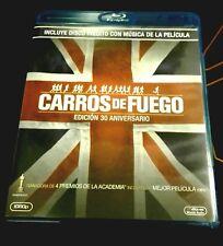 CARROS DE FUEGO - BLU-RAY + CD BANDA SONORA - HUGH HUDSON - EDIC 30 ANIVERSARIO