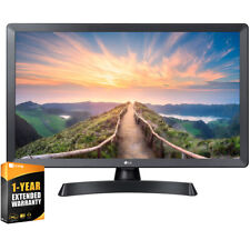 """LG 24"""" HD Smart TV with webOS 3.5 2020 Model + 1 Year Extended Warranty"""