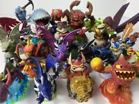 Skylanders Lot of 17 Figures Rare Activision DA92984