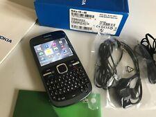 Nokia c3-00 - Slate Gray (sin bloqueo SIM) celular como nuevo!!! 100% original!!!