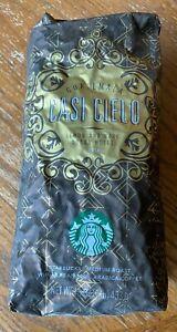 Rare Starbucks 2014 Casi Cielo whole bean 1lb