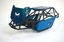 Axial RR10 BOMBER Aluminum Body Panel Kit (Anodizing - blue color)