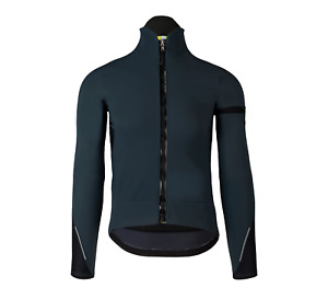 Q36.5 Termica Jacket Anthracite - Winter Cycling Soft Shell Jacket