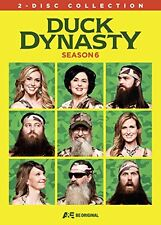 Duck Dynasty . Season Six . 6. Staffel . 2 DVD . NEU . OVP